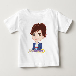 Bella Bambolina Adventures! Giovanni Baby T-Shirt