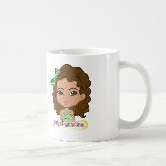 Bella Bambolina Adventures! Tanya Coffee Mug