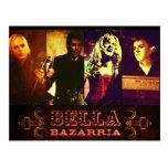 BELLA -Band Postcard...