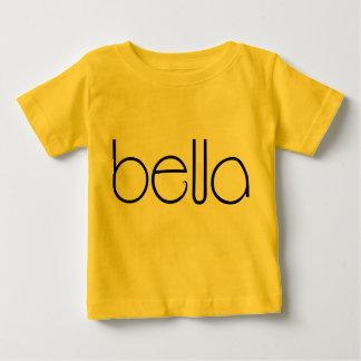 Bella black Infant T-shirt