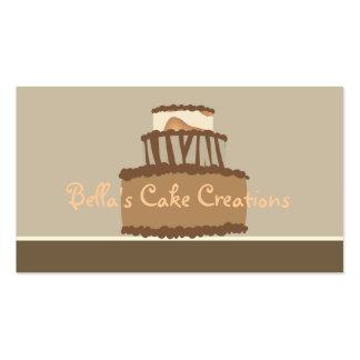 Bella Cake Business Card