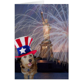 Bella Celebrates Independence Day Cards