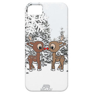 BELLA Christmas 1 iPhone SE/5/5s Case
