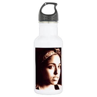 Bella Cubana Botella De Agua De Acero Inoxidable