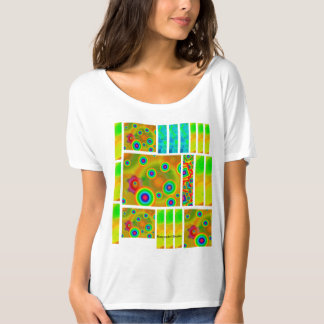 Bella de las mujeres+Camiseta desgarbada del novio Playera