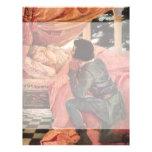 Bella durmiente del vintage de Jessie Willcox Smit Flyer A Todo Color