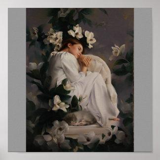 Bella durmiente póster