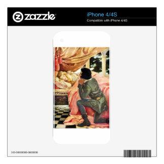 Bella durmiente skins para eliPhone 4S