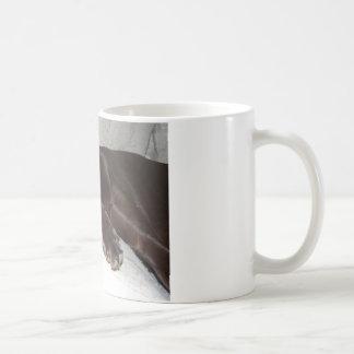 Bella durmiente taza clásica
