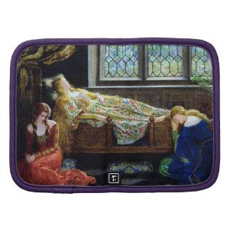 Bella durmiente y las doncellas planificadores