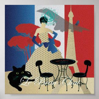 "Bella: El gato hermoso 08 6"""" poster x6"