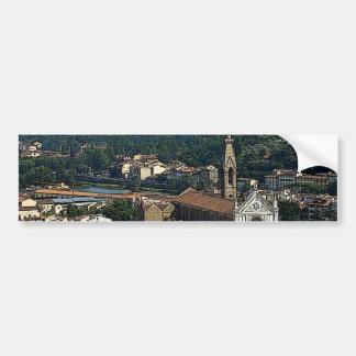 Bella Firenze Bumper Sticker