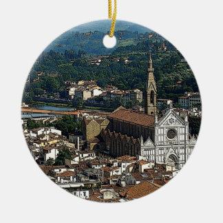 Bella Firenze Ornamento De Navidad