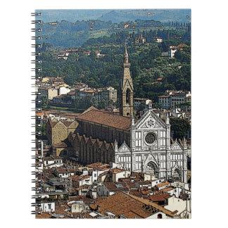 Bella Firenze Libro De Apuntes