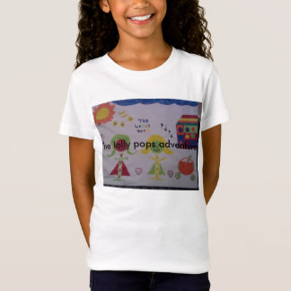 Bella fitted baby doll t-shirt