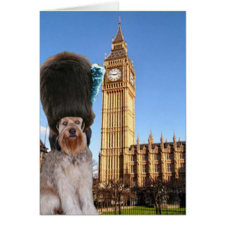 Bella In London Stationery Note Card