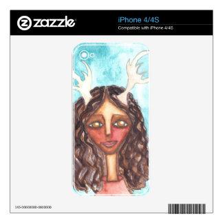 Bella iPhone 4 Skin