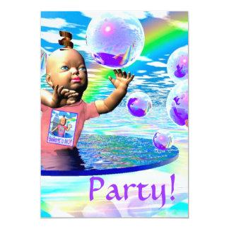 Bella Is a MO! PARTY Invitation