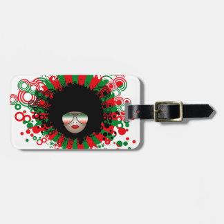 Bella Italia Luggage tag