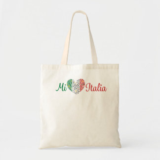 Bella Italia Tote Bag
