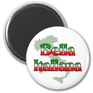 Bella Italiana (Beautiful Italian Woman) Magnets