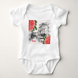 Bella Italy Peony Shirt