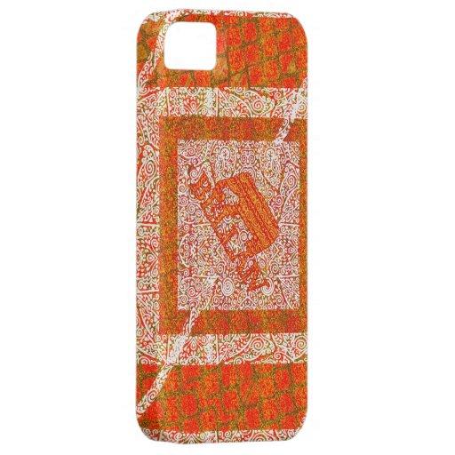 Bella IV - Caso del iphone 5 de la India Funda Para iPhone SE/5/5s