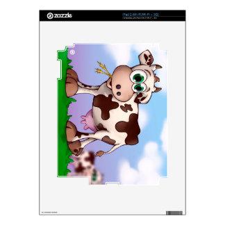 Bella la vaca calcomanías para iPad 2