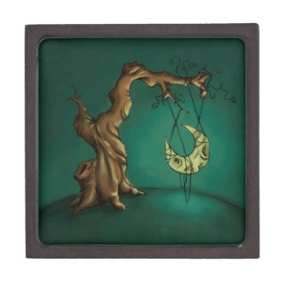 Bella Luna - Moon and Twisted Tree Gift Box