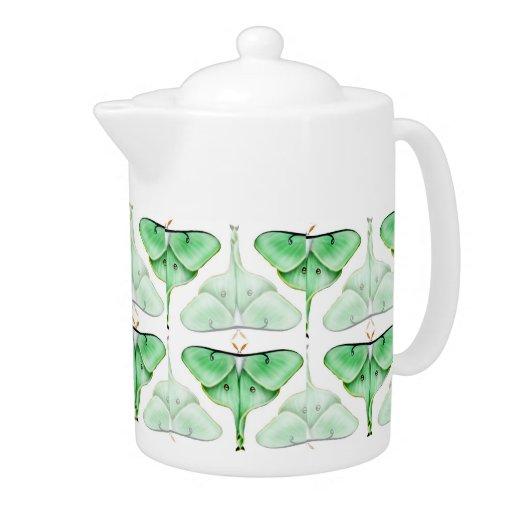 Bella Luna Moth Teapot