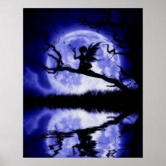 Bella Luna Poster