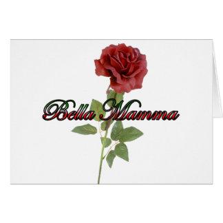 Bella Mamma Card