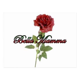 Bella Mamma Postcard