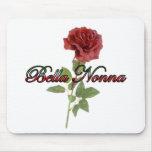 Bella Nonna (Beautiful Italian Grandmother) Mouse Pad