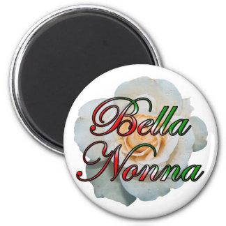 Bella Nonna Imán Redondo 5 Cm