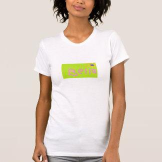 bella camisetas