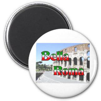 Bella Roma Imán Redondo 5 Cm