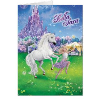 Bella & Sara Moonfairies 2 Card