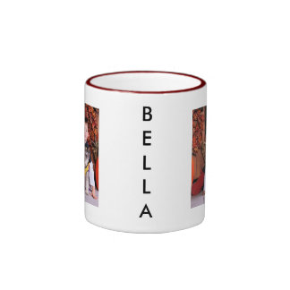 Bella - Schnauzer - Youngblood Taza A Dos Colores