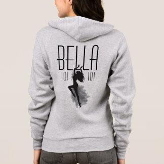 Bella T Dancer 101 Hoodie
