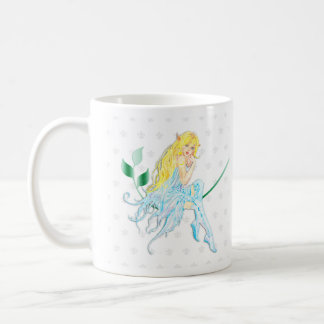 Bella the Blue Fairy Coffee Mug
