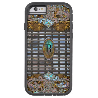 Bella Verre French Monogram Tough Xtreme iPhone 6 Case