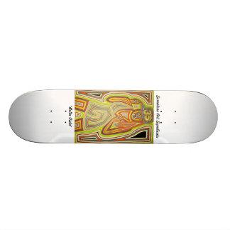 """Bella Vida"" Classic Skateboard"