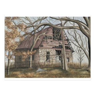 Bella Vista Barn Postcard