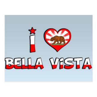 Bella Vista, CA Post Cards
