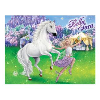 Bella y Sara Moonfairies Postal