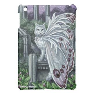 Belladonna White Fairy Cat iPad Case
