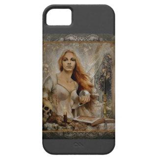 «Belladonna's Chamber» iPhone 5 Case