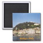 Bellagio fridge magnet