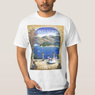Bellagio From The Terrace Tee Shirt